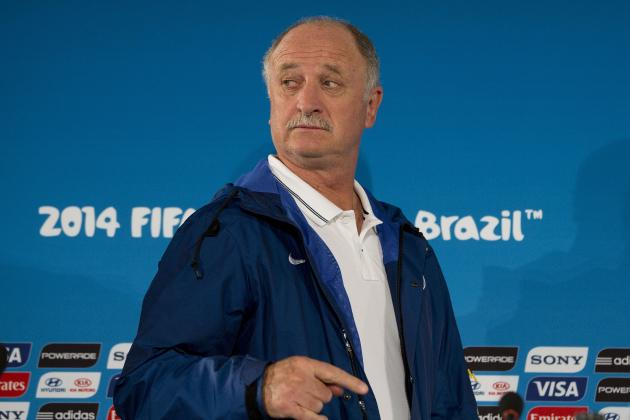 7 Possible Replacements for Brazil Head Coach Luiz Felipe Scolari