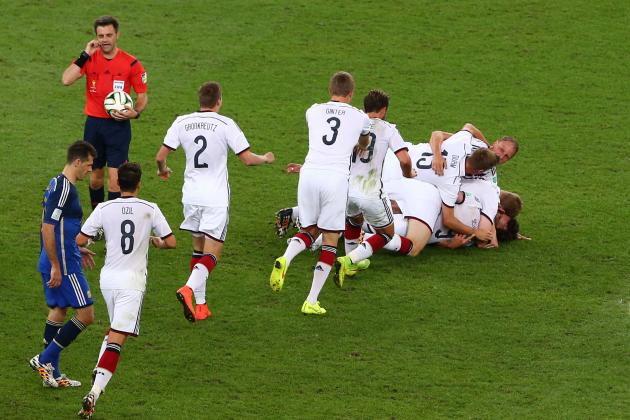 Winners and Losers from the 2014 World Cup Final