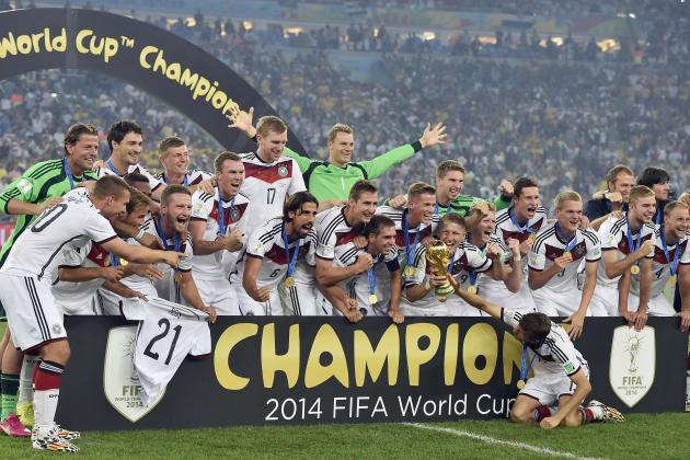 Ranking 2014 FIFA World Cup Final in All-Time List