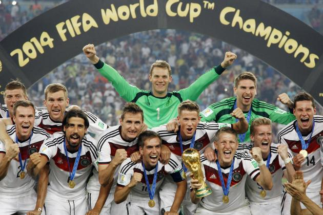25 Most Memorable Moments of 2014 World Cup