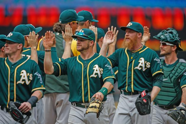 MLB Power Rankings: Where All 30 MLB Teams Stand at the 2014 All-Star Break