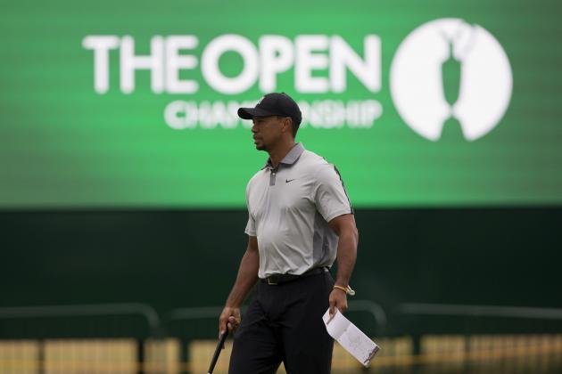 British Open Odds 2014: Handicapping the Field at Royal Liverpool