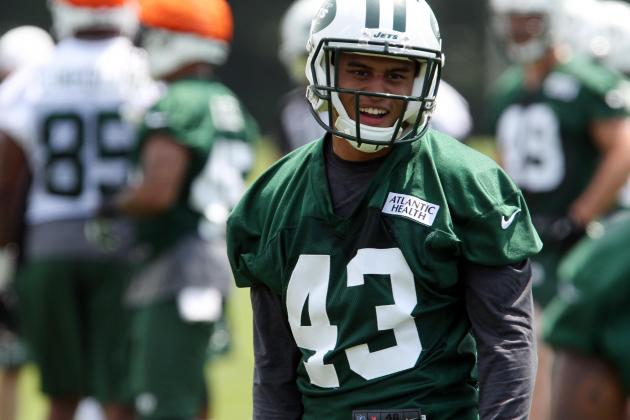 Breaking Down the New York Jets' 5 Biggest Training Camp Projects