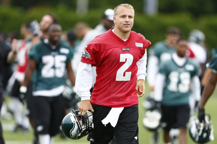 Breaking Down Philadelphia Eagles' 5 Biggest Training Camp Projects