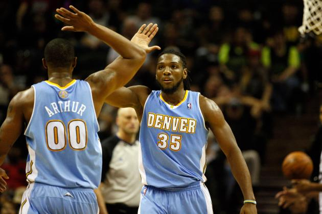 Report Card Grades for Denver Nuggets' 2014 Offseason so Far