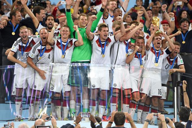 15 Biggest Stories of the 2014 FIFA World Cup