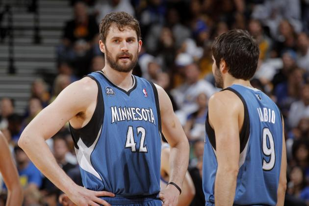 Report Card Grades for Minnesota Timberwolves' 2014 Offseason so Far