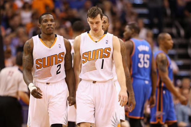 Best Bargain-Bin NBA 2014 Free-Agency Options for Phoenix Suns