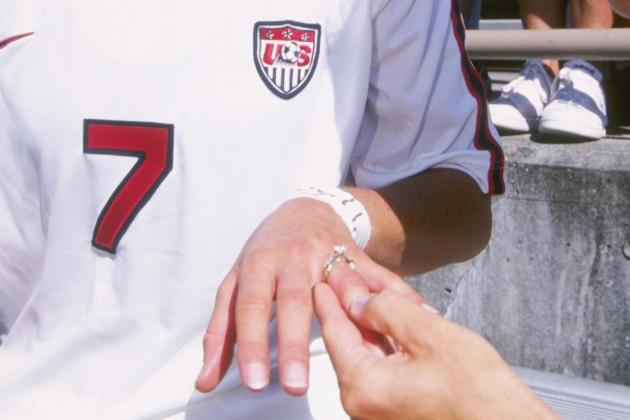 Ranking the Top 10 Sports Marriage Proposals