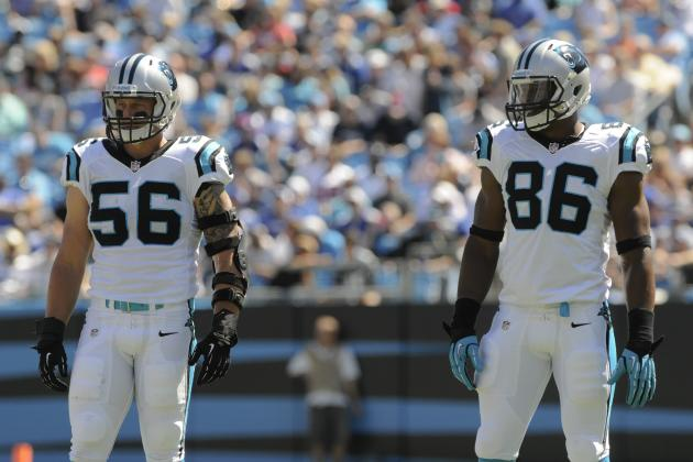 Breaking Down Carolina Panthers' 5 Biggest Training Camp Projects