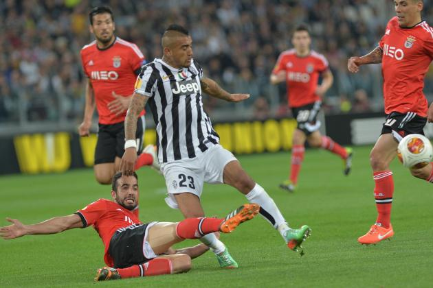 Paper News and Gossip: Arturo Vidal Link to Man Utd, Arsenal Target Khedira