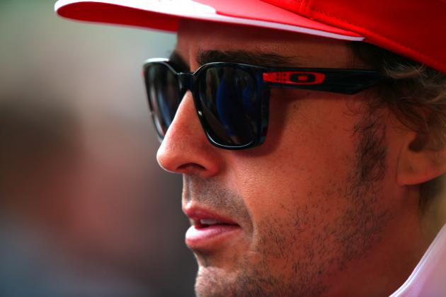 Formula 1's Latest Rumours & Talk: Alonso's Future, Button on Hamilton and More