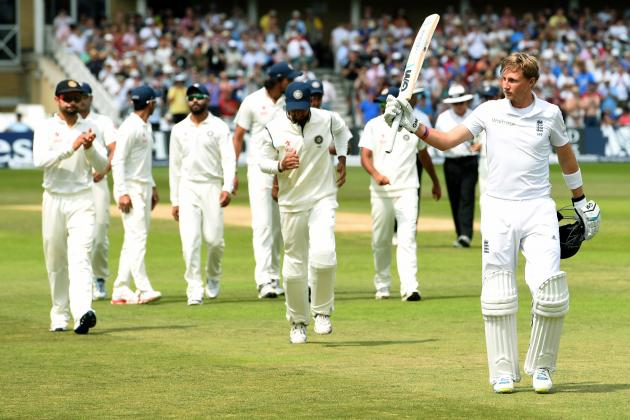 5 Takeaways from the England vs. India 1st Test