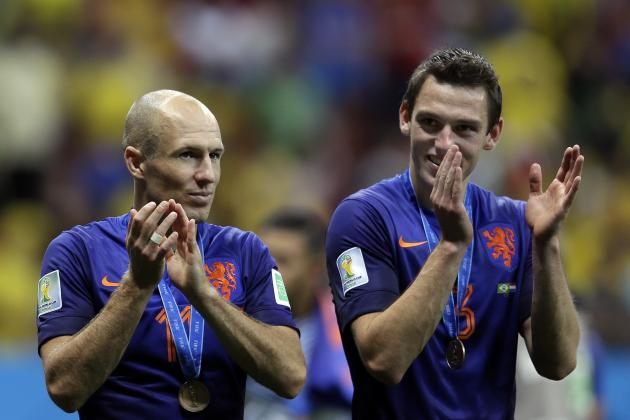 Grading Every Dutch Player at the 2014 World Cup