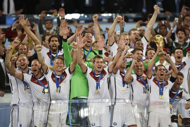 Grading Every Germany Player at the 2014 World Cup