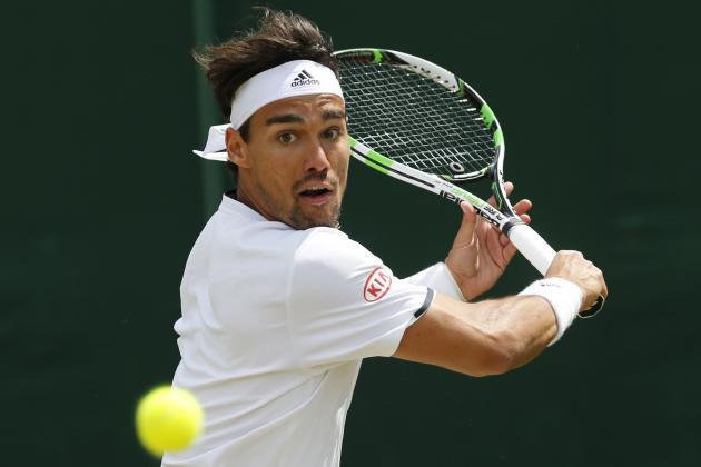 German Open Tennis Championships 2014: Daily Scores, Results, Draw Schedule
