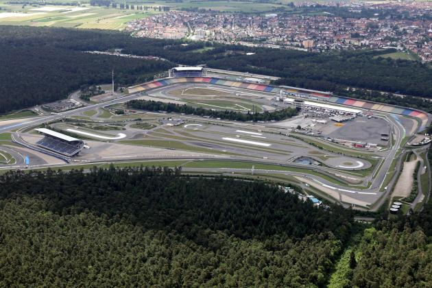 German Grand Prix 2014: 10 Key Facts About Hockenheim