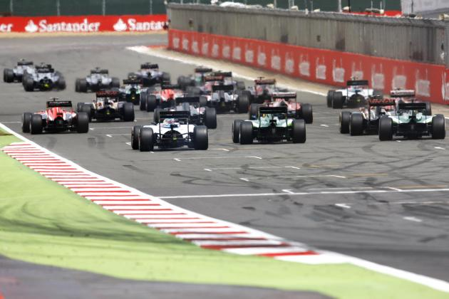 Formula 1's Driver Power Rankings After 2014 British Grand Prix