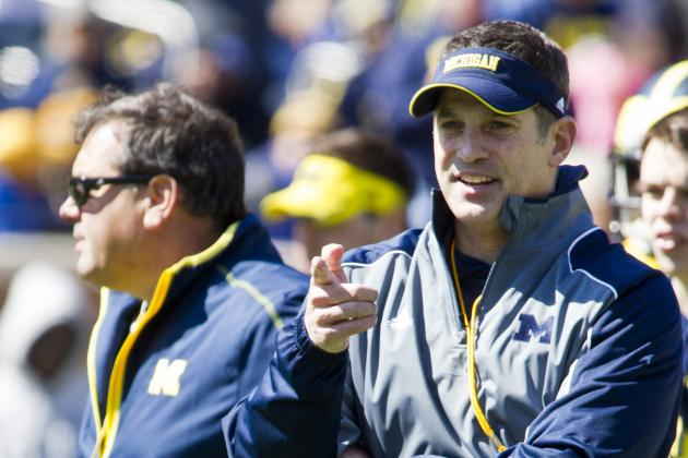 5 Issues We Would Love Michigan's Brady Hoke to Address at Big Ten Media Days