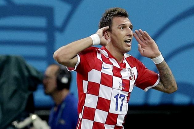 5 Bold Predictions for Mario Mandzukic's Debut Season at Atletico Madrid