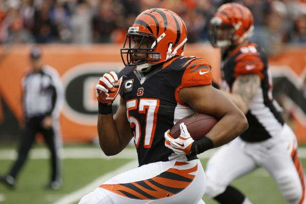 Cincinnati Bengals: Top Position Battles to Watch in Camp