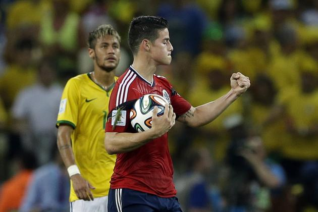 Picking an All-South American World Cup XI
