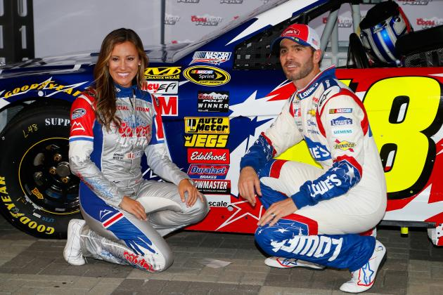 The Top Feel-Good Storylines of the 2014 NASCAR Sprint Cup Season