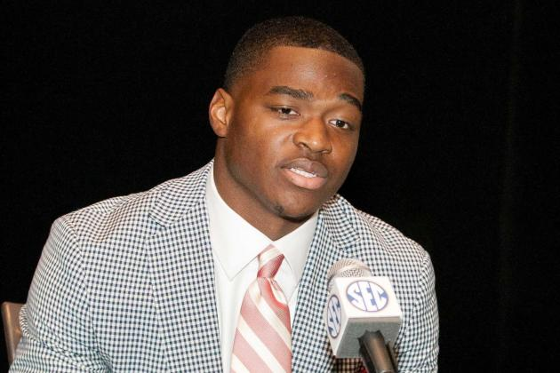 Best and Worst Dressed from 2014 SEC Media Days