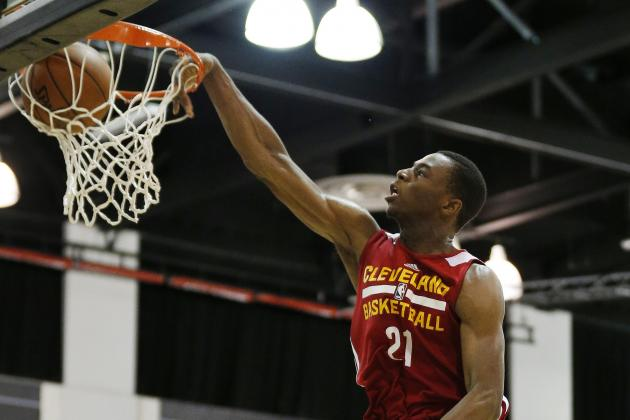 16 Takeaways from Day 4 of 2014 Las Vegas NBA Summer League