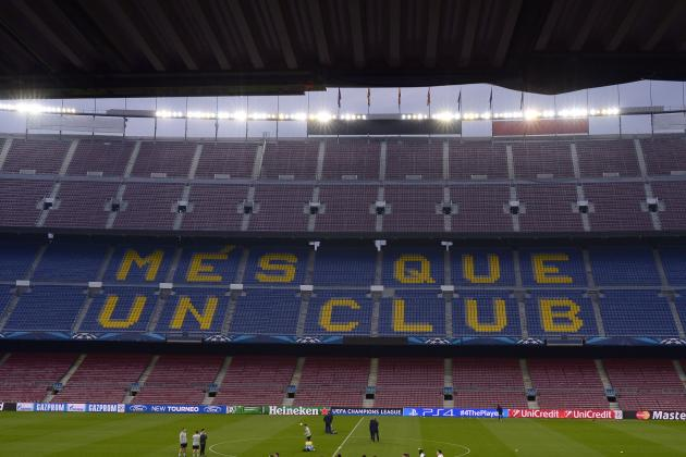 5 Things That Will Shape Barcelona's Start to the Season