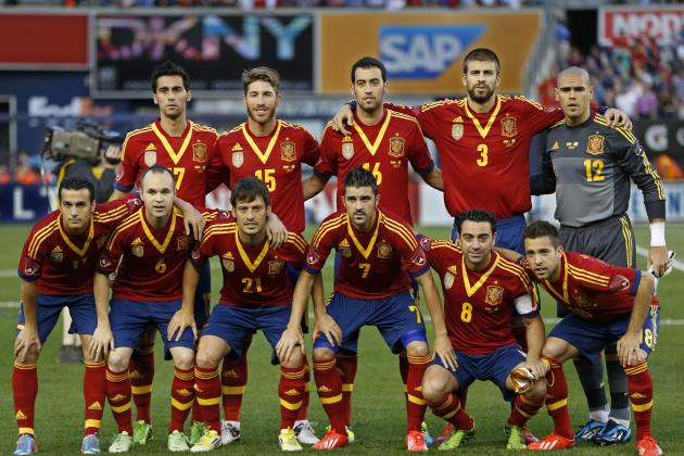 Spanish Stars Back into Preseason Earlier Than Expected