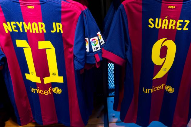 The Lack of Neymar and Luis Suarez