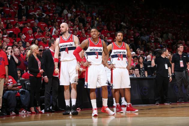 Report Card Grades for Washington Wizards' 2014 Offseason So Far
