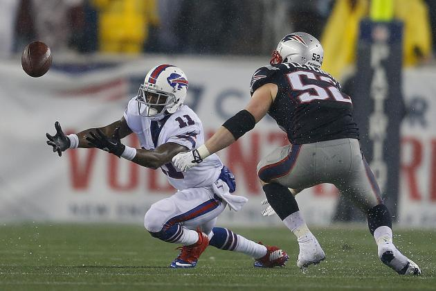 Buffalo Bills' 5 Players Facing Make-or-Break Training Camps
