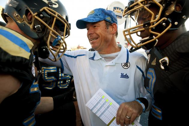 4 Issues We Would Love UCLA's Jim Mora to Address at Pac-12 Media Days