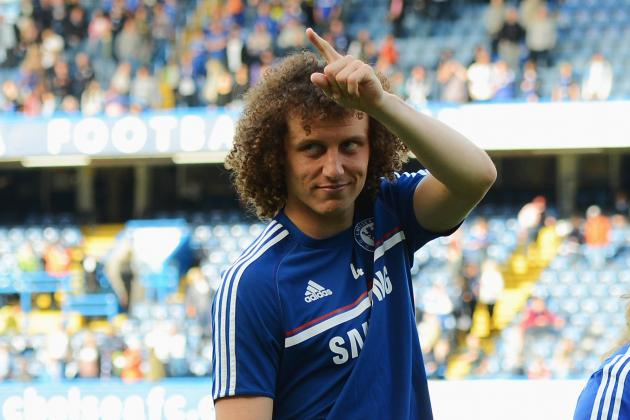 Highs and Lows of David Luiz's Chelsea Career