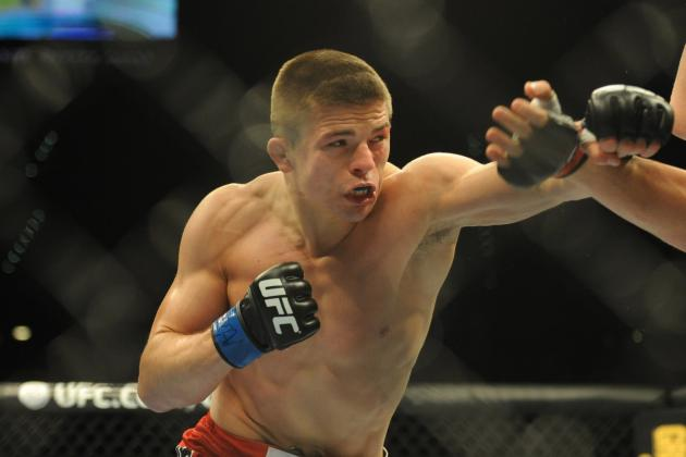 UFC: Rick Story and 5 Other Journeymen No One Wants to Fight