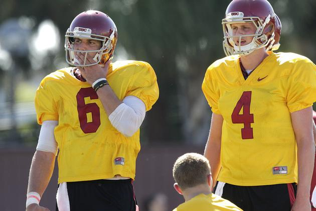 USC Football: 9 Backups Critical to the Trojans' Success in 2014