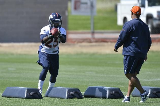 Denver Broncos: Top Position Battles to Watch in Camp