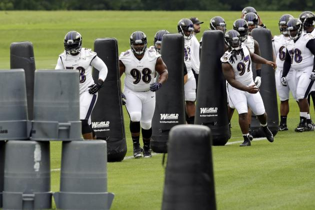 Baltimore Ravens: Top Position Battles to Watch in Camp