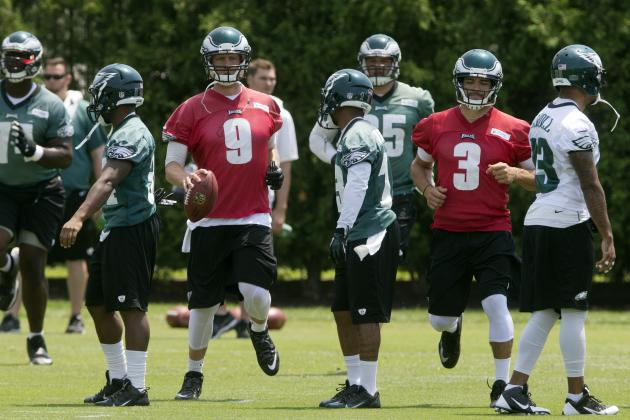 Philadelphia Eagles: Top Position Battles to Watch in Training Camp