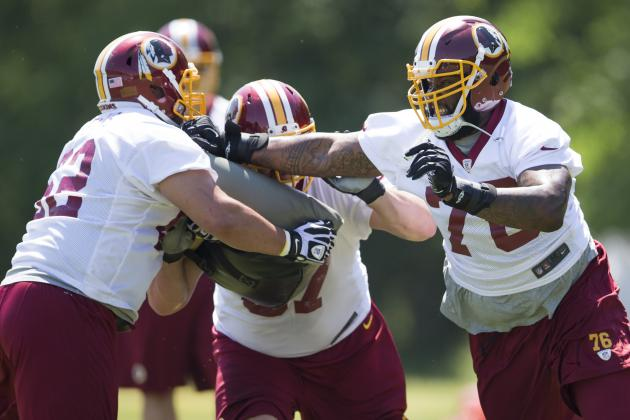 Washington Redskins: Ranking Top Position Battles to Watch in Camp