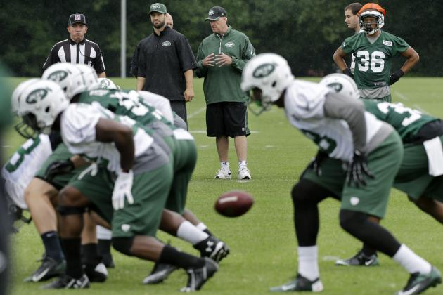 Projected New York Jets' Final 53-Man Roster, Pre-Training Camp Edition