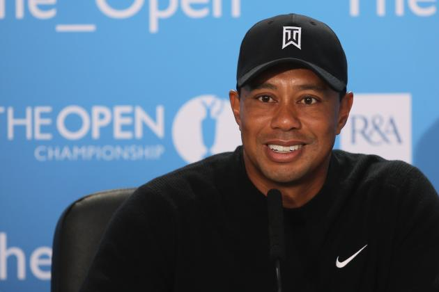 The Biggest Concern for Golf's Top Stars at the 2014 British Open