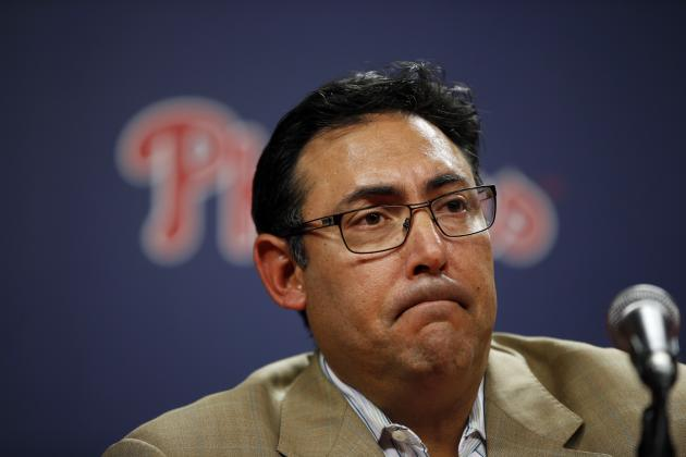 10 Realistic Trades Philadelphia Phillies Could Make at 2014 MLB Trade Deadline