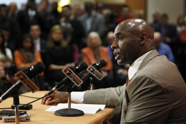 4 Issues We Would Love Texas' Charlie Strong to Address at Big 12 Media Days