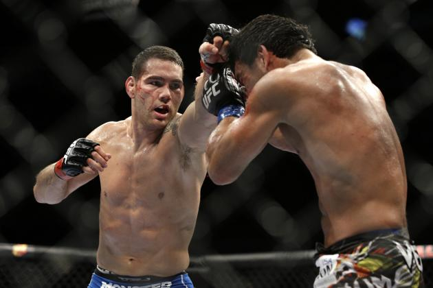 5 Fights the UFC Needs to Book to Close out 2014