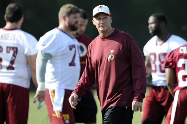 7 Biggest Areas of Concern for Washington Redskins Heading into Training Camp