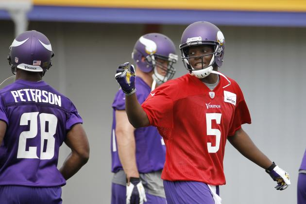 Projected Minnesota Vikings' Final 53-Man Roster Pre-Training Camp Edition