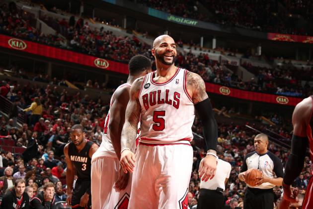 Best Potential Landing Spots for Carlos Boozer After Being Amnestied
